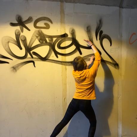 Graffitti Dublin